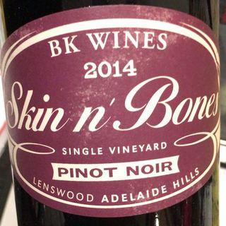 BK Wines Skin n' Bones Pinot Noir(ビーケー・ワインズ スキン・アンド・ボーンズ ピノ・ノワール)