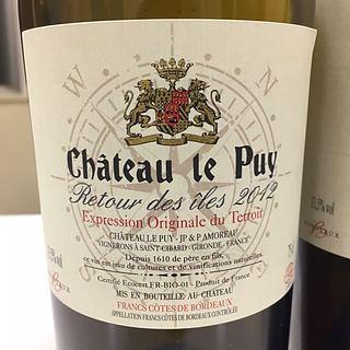 Ch. Le Puy Retour des îles