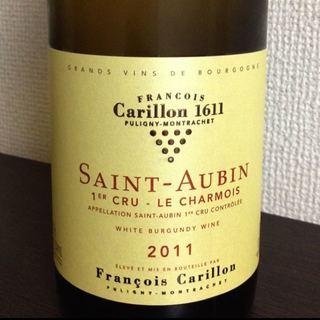 François Carillon Saint Aubin 1er Cru Les Charmois