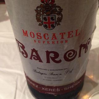 Barón Moscatel