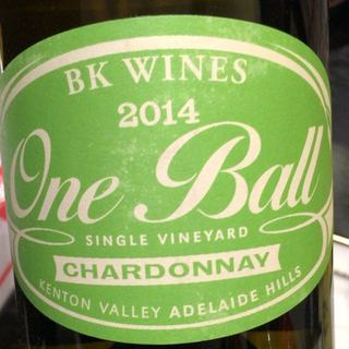 BK Wines One Ball Chardonnay