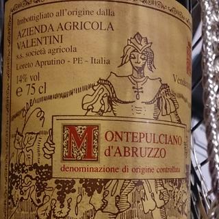 Valentini Montepulciano d'Abruzzo
