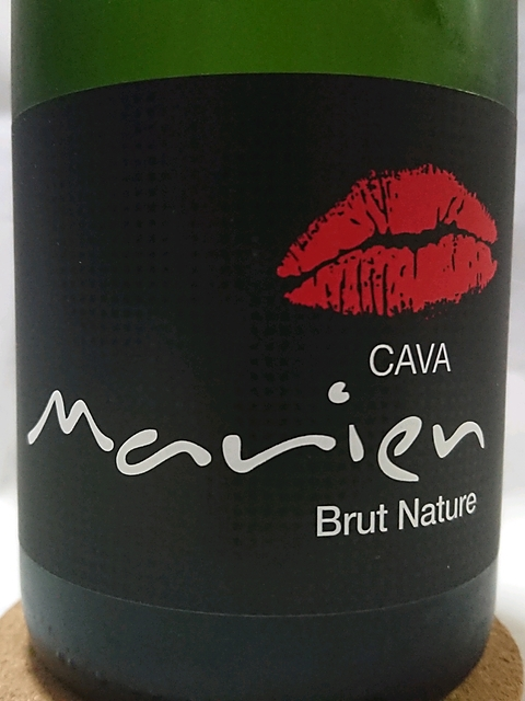 Marien Cava Brut Nature(マリエン カヴァ ブリュット・ナチュール)
