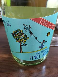 Pino Pino Pinot Noir Frizzante(ピノ・ピノ ピノ・ノワール フリッツァンテ)