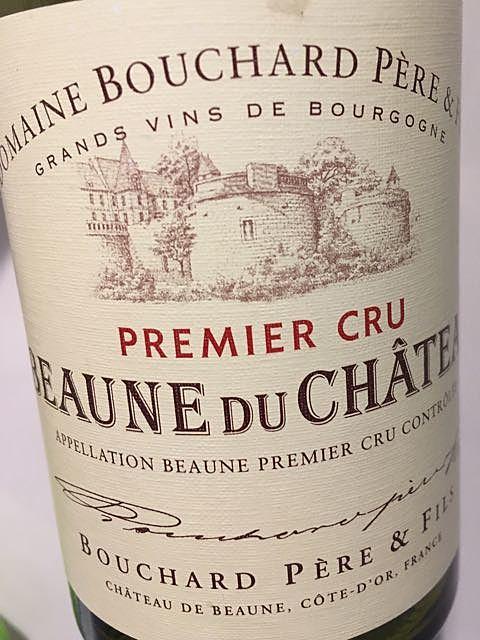 Dom. Bouchard Père & Fils Beaune du Château 1er Cru Rouge
