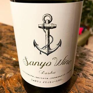 Sanyo Wine 甲州