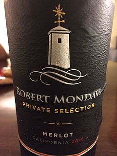 Robert Mondavi Private Selection Melrot