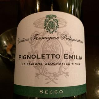Cantina Formigine Pedemontana Pignoletto Emilia Frizzante Secco