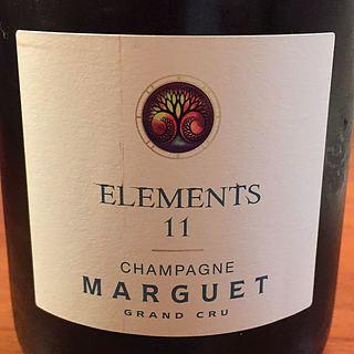 Champagne Marguet Elements 11