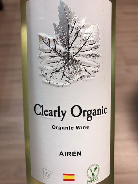 Clearly Organic Airén