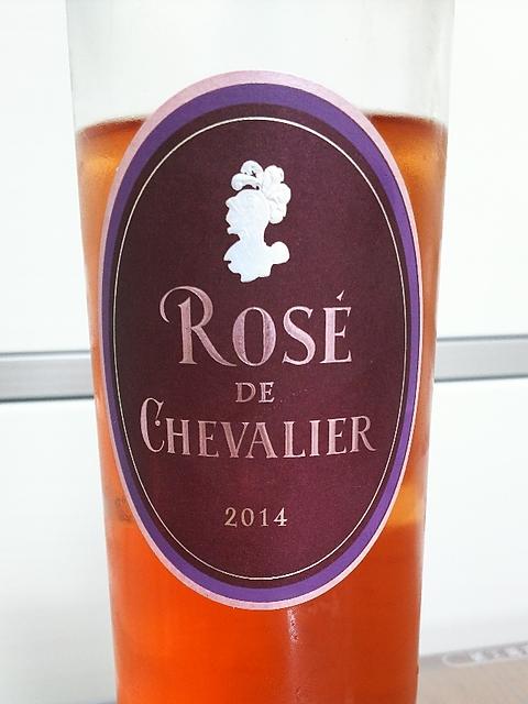 Rosé de Chevalier(ロゼ・ド・シュヴァリエ)