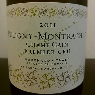 Marchand Tawse Puligny Montrachet Champ Gain