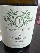 Tortoise Creek Chardonnay Jam's Blend