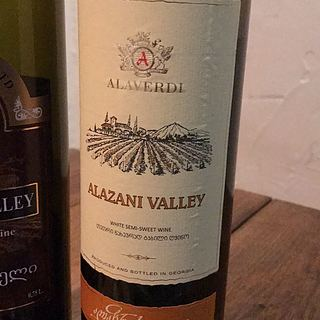 Alaverdi Alazani Valley White Semi Sweet