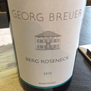 Georg Breuer Berg Roseneck