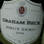 グラハム・ベック ブリュット ゼロ(2008)