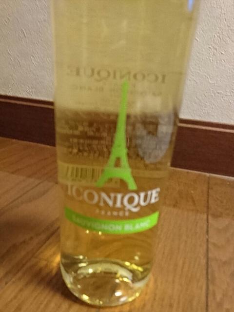 Iconique Sauvignon Blanc(アイコニック ソーヴィニヨン・ブラン)