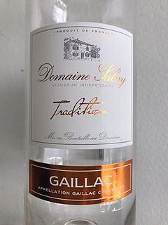 Dom. Salvy Gaillac Tradition Blanc Doux(ドメーヌ・サルヴィ ガイヤック トラディション ブラン・ドゥー)