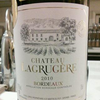 Ch. Lagrugère(シャトー・ラグリュジェール)