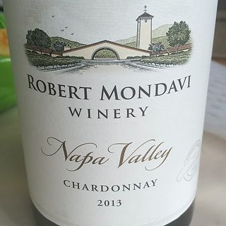 Robert Mondavi Winery Napa Valley Chardonnay
