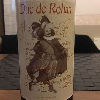 Duc de Rohan Bordeaux