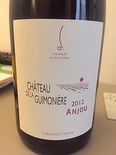 Ch. de la Guimonière Anjou Rouge(シャトー・ド・ラ・ギモニエール アンジュ ルージュ)