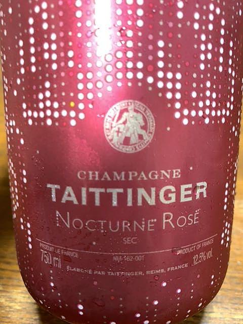 Taittinger Nocturne Sleever Rosé
