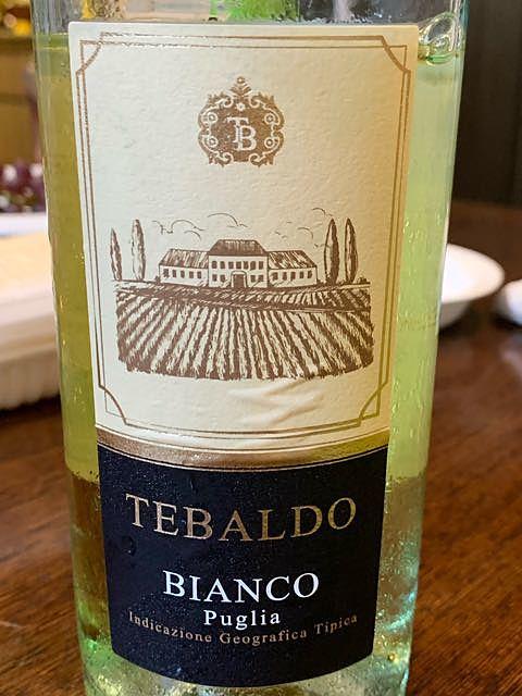 Tebaldo Bianco Puglia(テバルド ビアンコ プーリア)