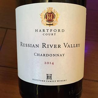 Hartford Court Russian River Valley Chardonnay(ハートフォード・コート ロシアン・リヴァー・ヴァレー シャルドネ)