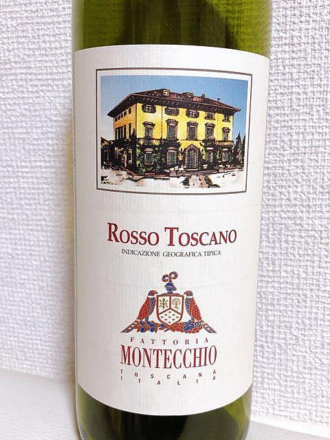 Fattoria Montecchio Rosso Toscano(ファットリア・モンテッキオ ロッソ・トスカーノ)
