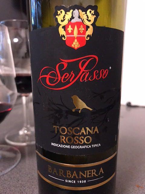 Barbanera Ser Passo Toscana Rosso