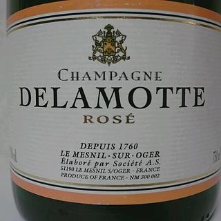 Delamotte Rosé Brut