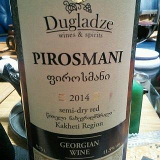 Dugladze Pirosmani(ダグラッツェ ピロスマニ)