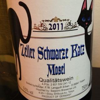Langguth Zeller Schwarze Katz