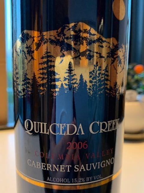 Quilceda Creek Cabernet Sauvignon 2006