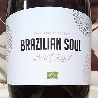 Brazilian Soul Brut Rosé