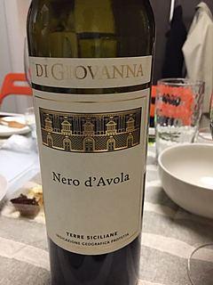 Di Giovanna Nero d'Avola(ディ・ジョヴァンナ ネーロ・ダーヴォラ)