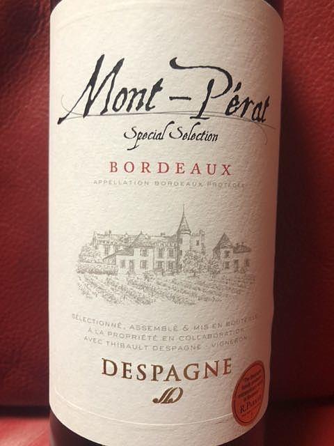 Mont Pérat Special Selection Rouge