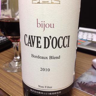 Cave d'Occi bijou Bordeaux Blend