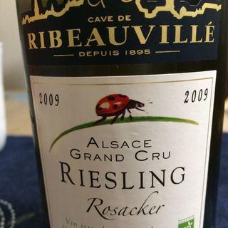 Cave de Ribeauvillé Riesling Rosacker Grand Cru Reserve