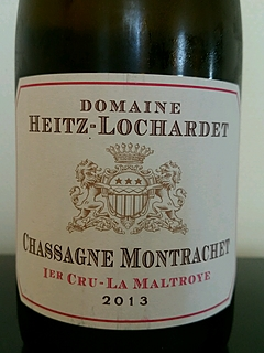 Dom. Heitz Lochardet Chassagne Montrachet 1er Cru La Maltroye