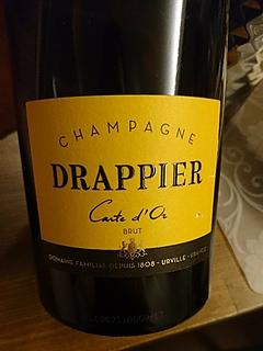 Drappier Carte d'Or Brut(ドラピエ カルト・ドール ブリュット)