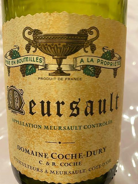 Dom. Coche Dury Meursault Blanc
