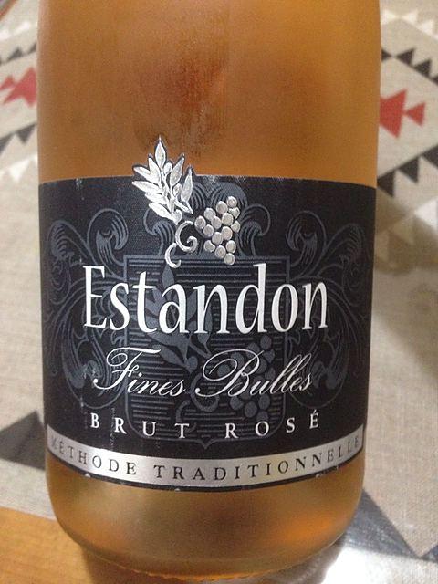 Estandon Fines Bulles Brut Rosé(エスタンドン フィーヌ・ビュール ブリュット・ロゼ)