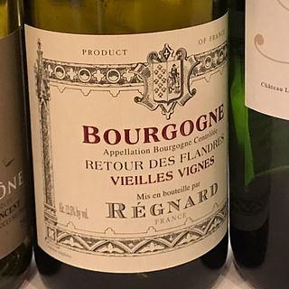 Régnard Bourgogne Retour des Flandres Vieilles Vignes