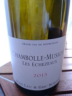 Jean Luc & Eric Burguet Chambolle Musigny Les Echezeaux