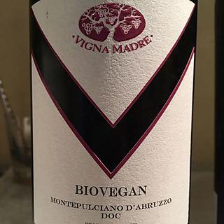 Vigna Madre Biovegan Montepulciano d'Abruzzo