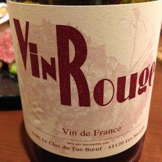 Le Clos du Tue Boeuf Vin Rouge Gamay