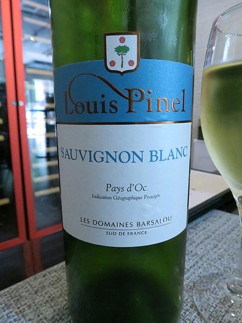 Louis Pinel Sauvignon Blanc(ルイ・ピネル ソーヴィニヨン・ブラン)