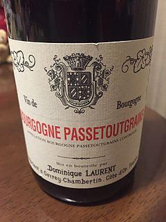 Dominique Laurent Bourgogne Passetoutgrains(ドミニク・ローラン ブルゴーニュ・パストゥグラン)